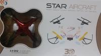 Квадрокоптер дрон RIBEISI Toys STAR Aircraft 8095С (без камеры)