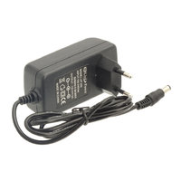 Блок питания зарядное сетевой адаптер для роутера Zyxel 12V 2A 5.5x2.5mm