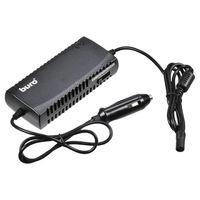 Универсальная авто зарядка (автомобильный блок питания) для ноутбуков и техники 120W 15V 16V 18V 19V 20V 22V 24V (8 разъемов + USB 5V-2A) модель TJ-022