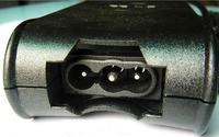 Сетевой шнур, кабель питания для блоков питания Dell (3 pin горизонтально) EURO