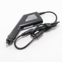 Автомобильное зарядное устройство (автоадаптер, автозарядка) для ноутбука Lenovo 20V 4.5A 90W разъем Yoga прямоугольный
