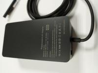 Блок питания (сетевой адаптер) для Microsoft Surface Pro3/Pro4 12V 2.58A +USB порт