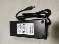 Блок питания (зарядное устройство) для Li-ion аккумуляторов 48V 2.4A разъем 5.5x2.5mm