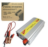 Автомобильный Инвертор 12V-220V 2000W