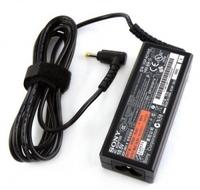 Блок питания (зарядное, адаптер) SONY VAIO VGP-AC10V2 VGP-AC10V6 10.5V 1.9A original